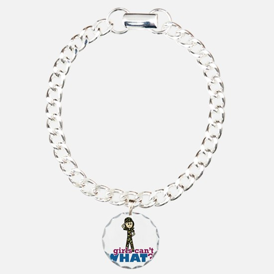 Army Girl Bracelet