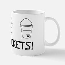 Holey Buckets Small Small Mug