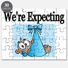 Were Expecting-boy Puzzle