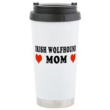 Irish_Wolfhound_Mom.jpg Travel Coffee Mug