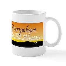 exerciseeverywherebumper2 Mug