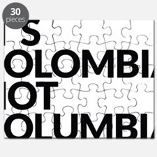IT'S COLOMBIA NOT COLUMBIA Puzzle