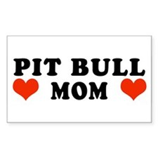PitBull_Mom.jpg Decal