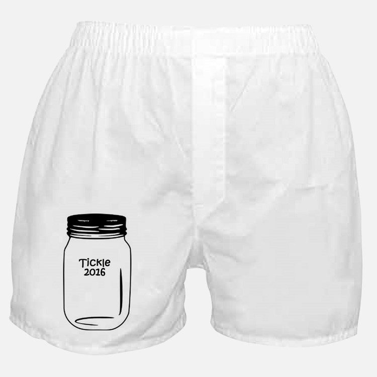 Tickle 2016 Boxer Shorts