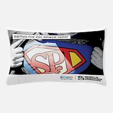 SPJ Superman Pillow Case
