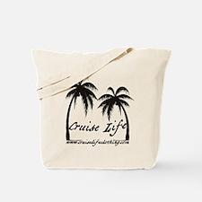 Cruise Life Logo Tote Bag