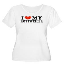 IHeartRott.jpg T-Shirt