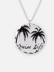 Cruise Life Logo Necklace