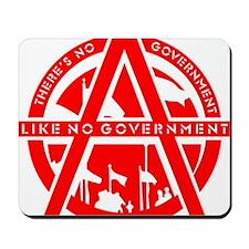 No Government Mousepad