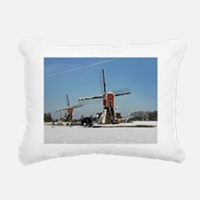 jan Rectangular Canvas Pillow