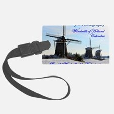 cover wall cal Luggage Tag