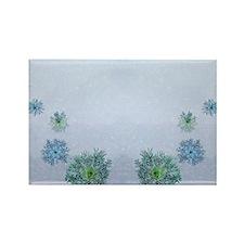 Wintergreen narr Horiz Rectangle Magnet
