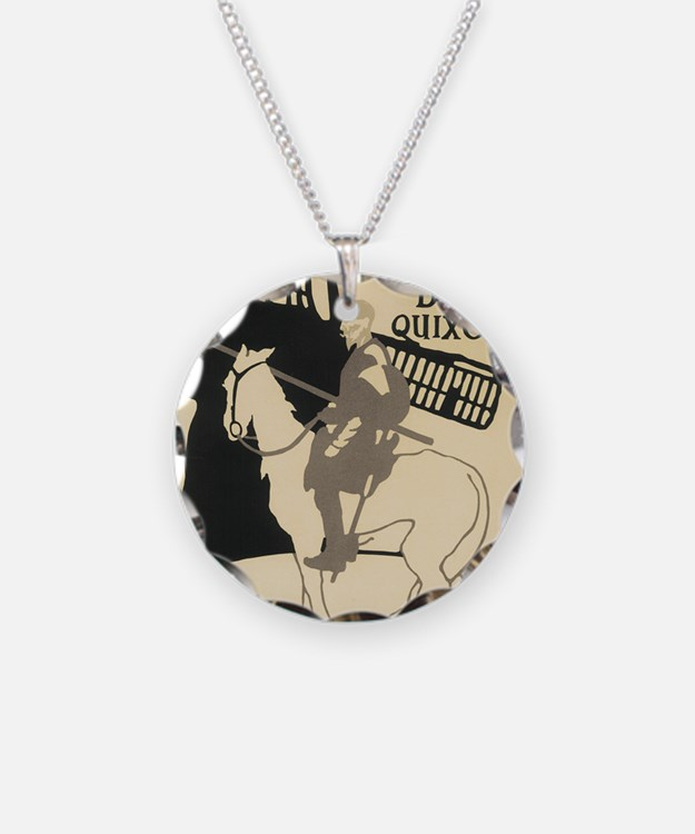 Don Quixote Necklace