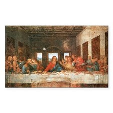 The Last Supper Decal