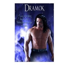 Dramok (pictured) Postcards (Package of 8)