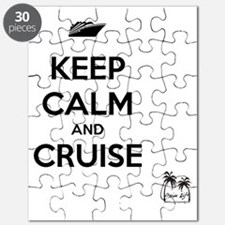 Keep Calm and Cruise Puzzle