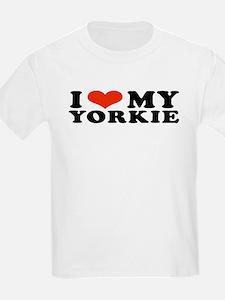 IHeartYorkie.jpg T-Shirt