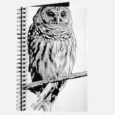 Mr Barred Owl Journal