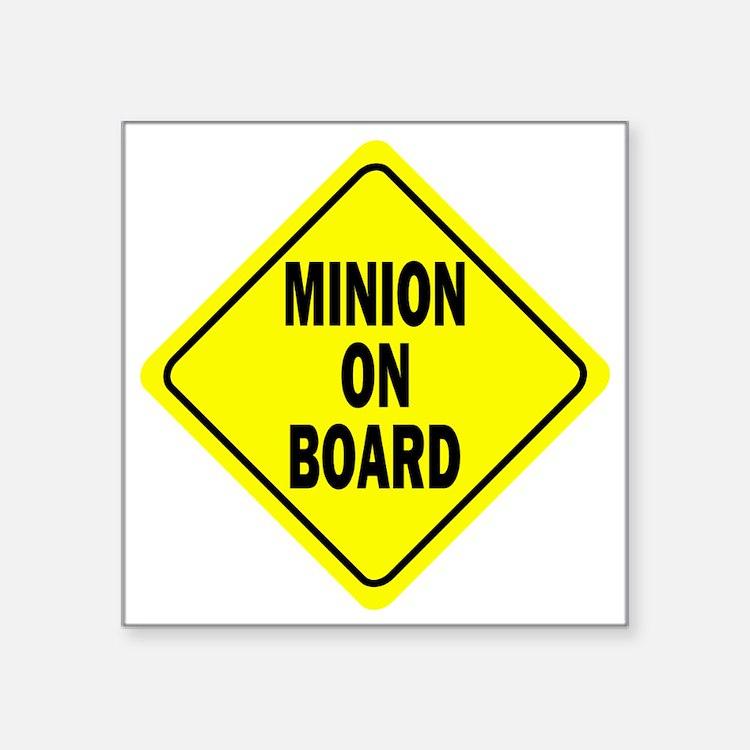 Minions Car Accessories Auto Stickers License Plates