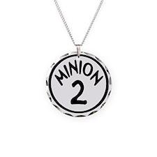 Minion 2 Two Children Necklace