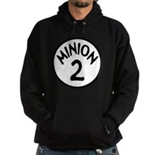 Minion 2 Two Children Hoodie