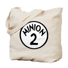 Minion 2 Two Children Tote Bag