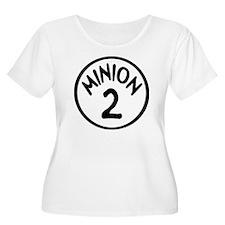 Minion 2 Two  T-Shirt