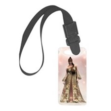 Mystery Fantasy Beauty Luggage Tag