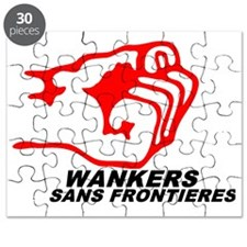 WSF - WANKERS SANS FRONTIERES Puzzle