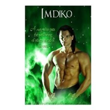 Imdiko (pictured) Postcards (Package of 8)