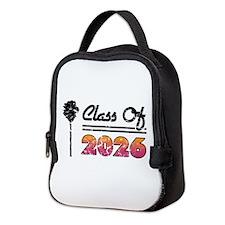 Class Of 2026 (Airstream) Neoprene Lunch Bag