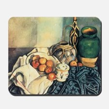 Still Life with Apples Mousepad