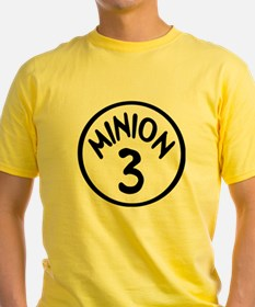Minion 3 Three Children T