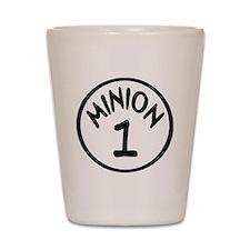 Minion 1 One Children Shot Glass