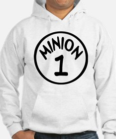 Minion 1 One Children Hoodie Sweatshirt