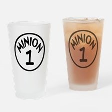 Minion 1 One Children Drinking Glass