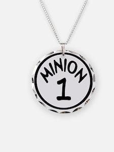 Minion 1 One Children Necklace