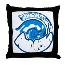 Besaid Aurochs Throw Pillow