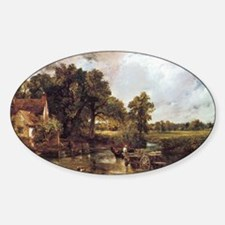 The Hay Wain Decal