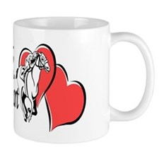 Off The Track and Into My Heart Mug