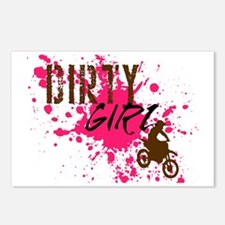 Dirty Girl Postcards (Package of 8)