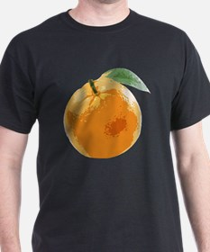 Orange Fruit Navel Valencia Naranja T-Shirt