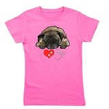 Pug Girls Tees
