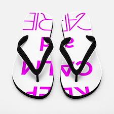 Carrie ON Flip Flops