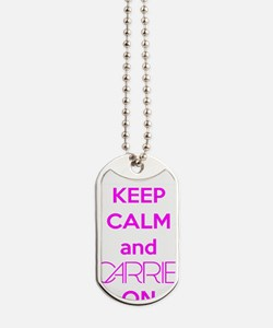 Carrie ON Dog Tags