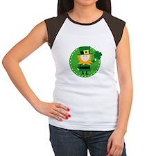 patricksFirst6C Women's Cap Sleeve T-Shirt