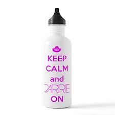 Carrie On Water Bottle