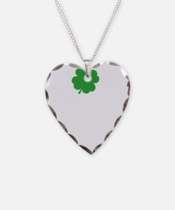 drinkAllDayMorn1B Necklace Heart Charm
