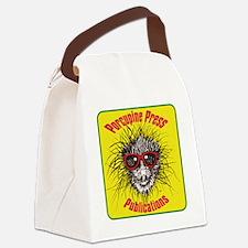 Porcupine Press Publications Canvas Lunch Bag