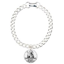 Saint Patrick is my Home Charm Bracelet, One Charm